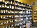Sometimes you see a wall full of herbs and teas and it makes you feel like Nashville is magic.