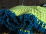 As did the blanket for the niece/nephew.