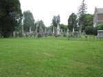 The white people cemetery.