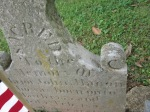 The grave of Major John Macon, Jack's first owner. Well, that I know of.