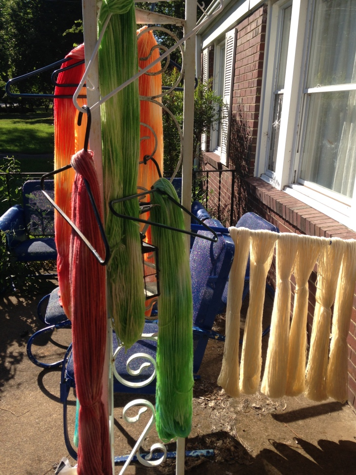 porch yarn
